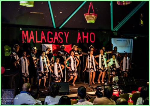 "Concert ""Malagasy aho"" STK Rennes Laval 2016"